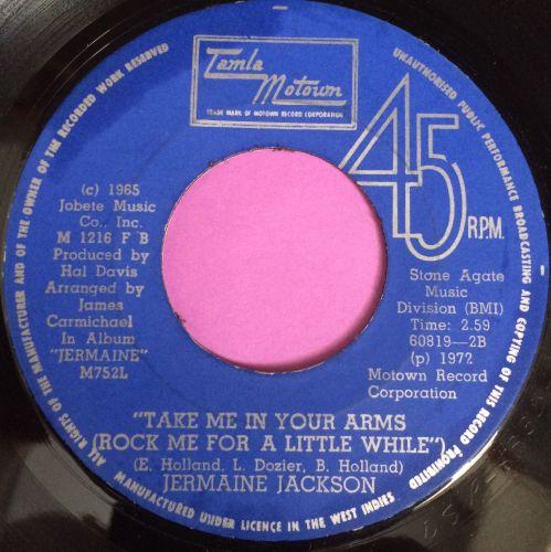 Jermaine Jackson-Take me in your arms-Jamaican Tamla E+
