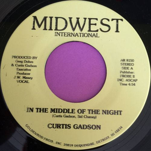 Curtis Gadson-In the middle of the night-Midwest M-