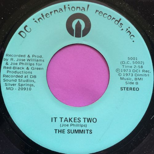 Summits-It takes two-DC int. M-