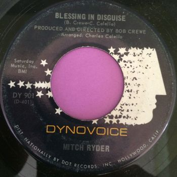 Mitch Ryder-Blessing in disguise-Dynovoice E+