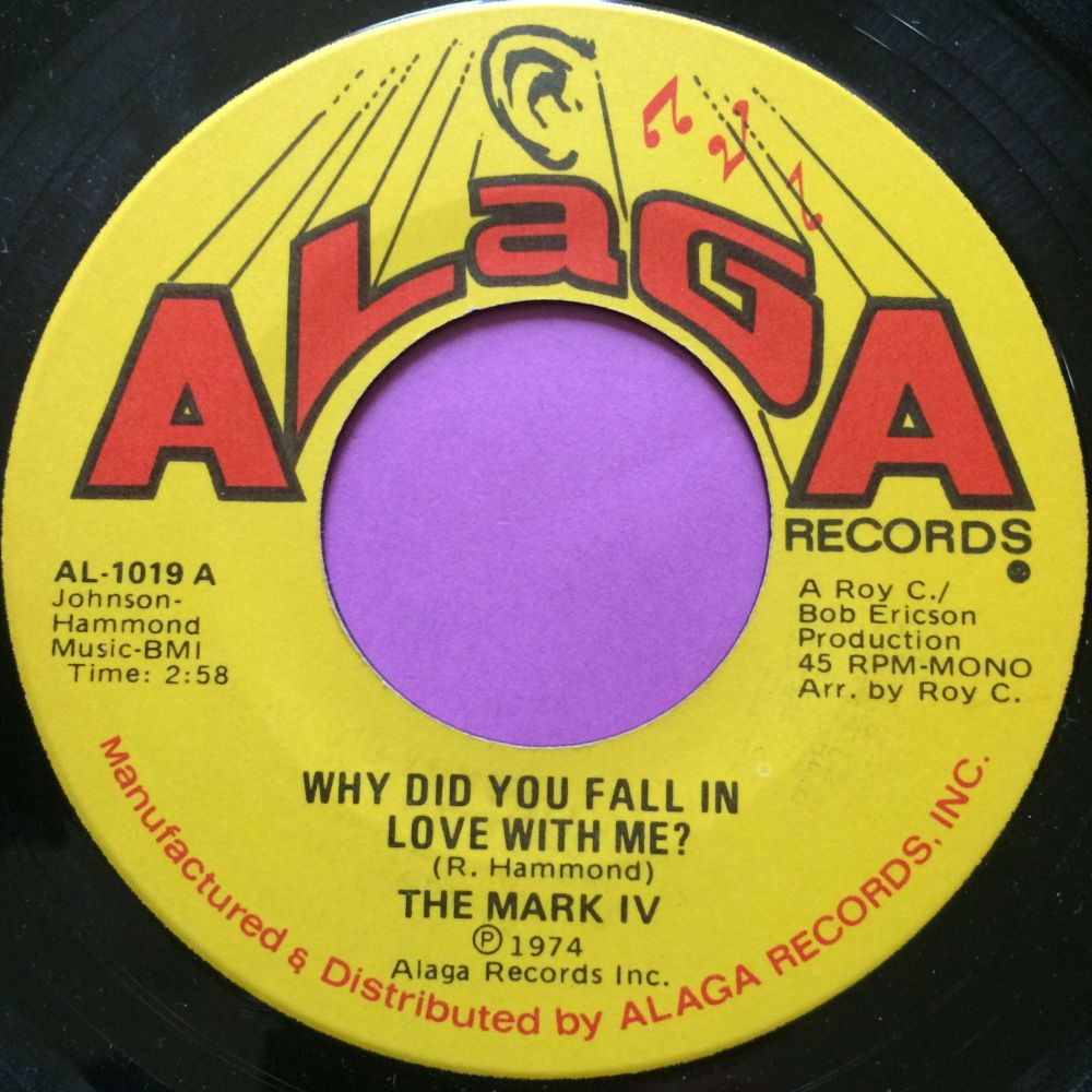 Mark iv-Why did you fall in love with me-Alaga E+