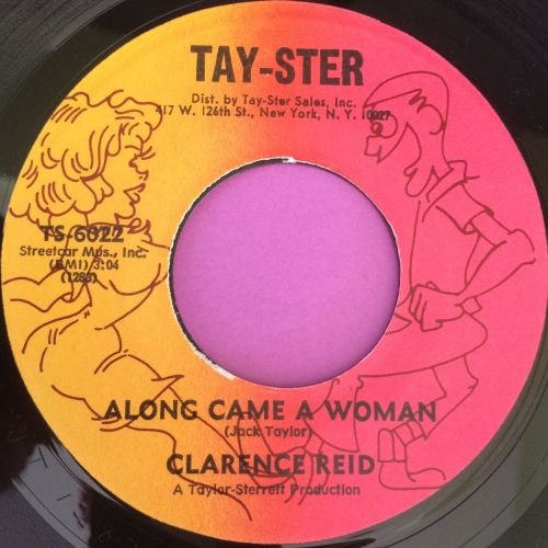 Clarence Reid-Along came a woman-Tay-ster E+