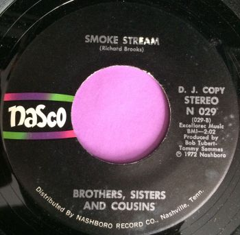 Brothers, Sisters and Cousins-Smoke stream-Nasco E+