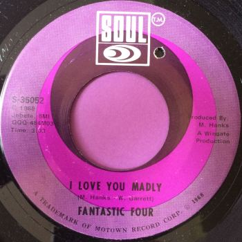 Fantastic Four-I love you madly-Soul M-