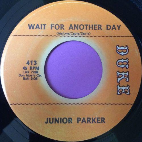 Junior Parker-Wait for another day-Duke E+