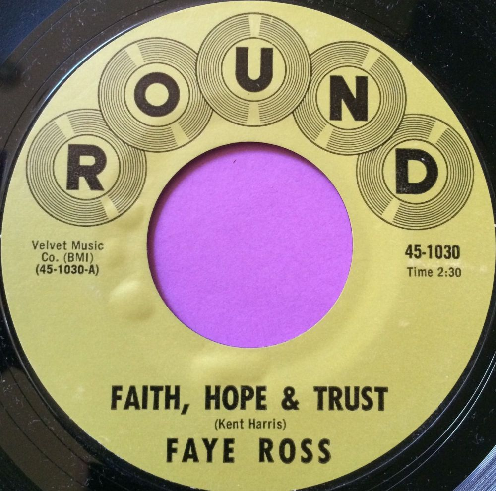 Fay Ross-Faith hope and trust-Round E+