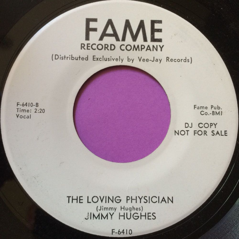 Jimmy Hughes-The loving physician-Fame WD E+