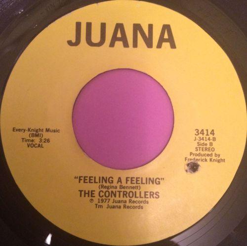 Controllers-Feeling a feeling-Juana E+
