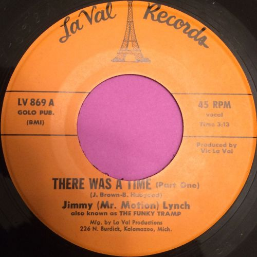 Jimmy (Mr Motion) Lynch-There was a time-La Val E+