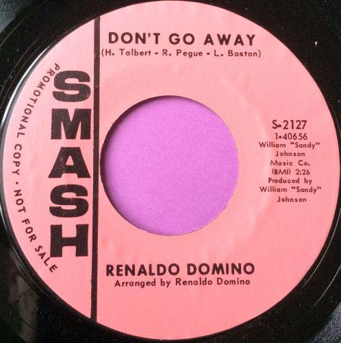 Renaldo Domino-Don`t go away-Smash-Demo M-