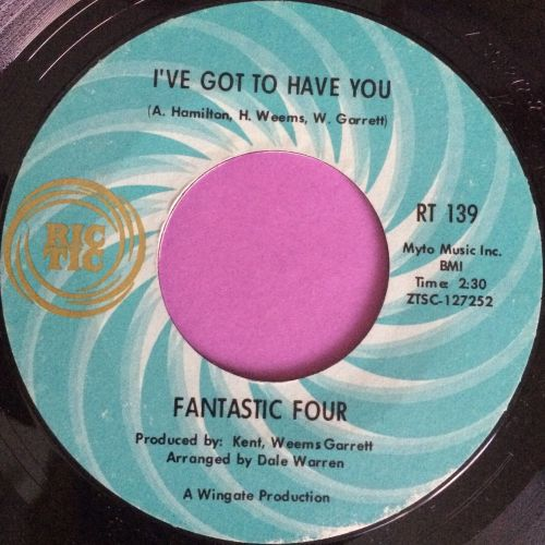 Fantastic Four-I`ve got to have you-Rictic E+