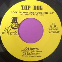Joe Towns-Look around and you`ll find-Top dog E+