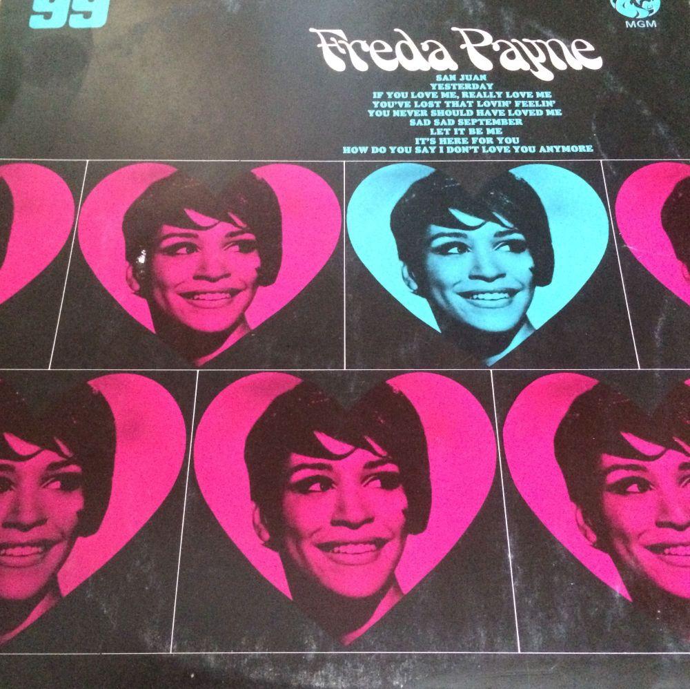 Freda Payne-Same-MGM LP E+