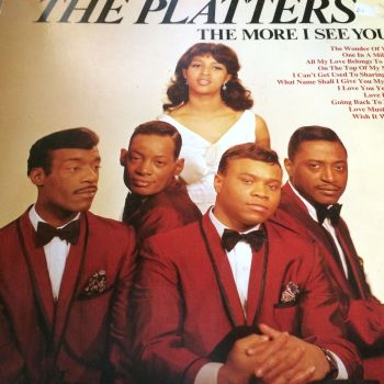 Platters - The more I see you - Spot LP - E+
