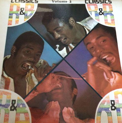 Various-R&B Classics Vol 2-Minit LP E+
