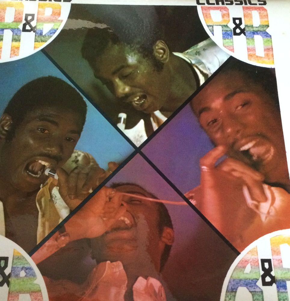 Various-R&B Classics-Minit LP E+