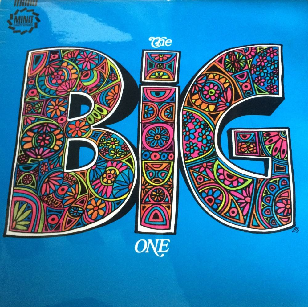 Various-The Big one-Minit LP E+