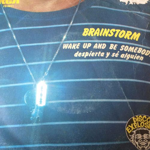 Brainstorm-Wake upo and be somebody-Spanish PS RCA E+