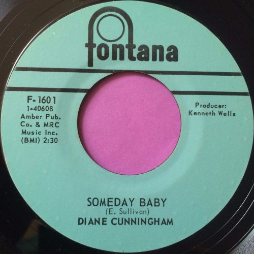 Dianne Cunningham-Someday baby-Fontana