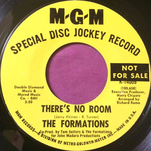 Formations-There`s no room-MGM demo E+