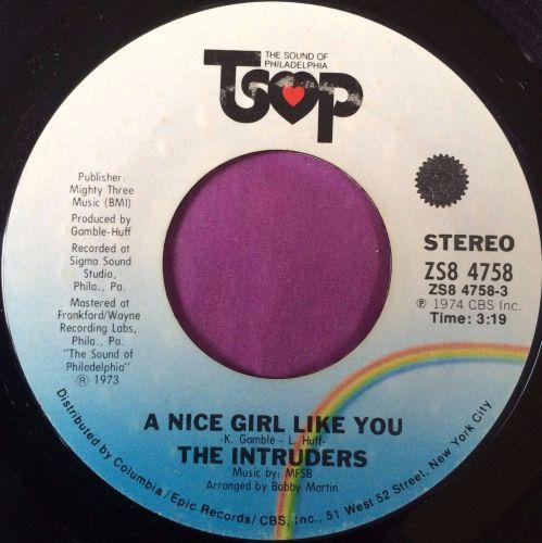 Intruders-A nice girl like you-TSOP E+