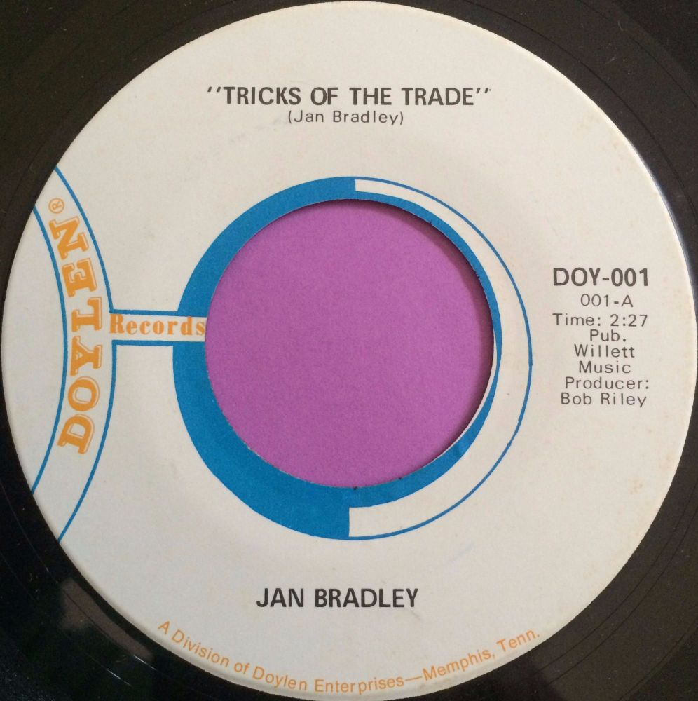 Jan Bradley-Tricks of the trade-Doylen E+