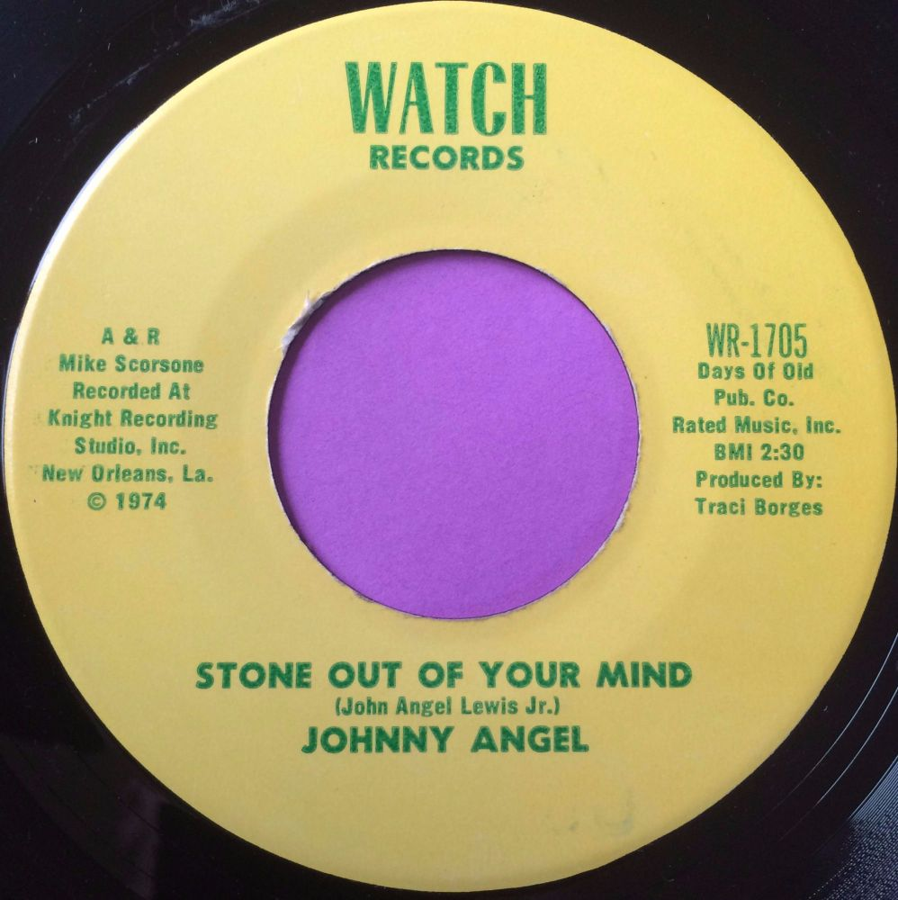 Johnny Angel-Stone out of your mind-Watch E