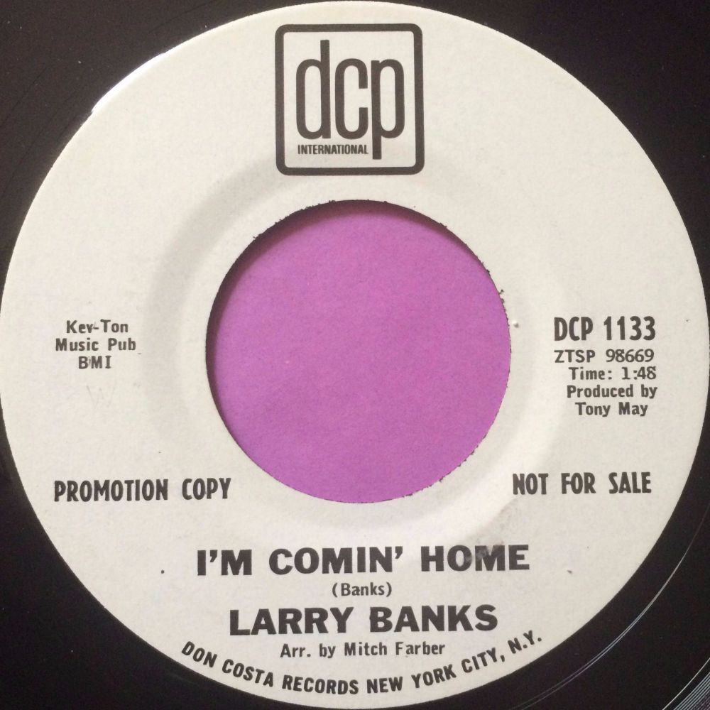 Larry Banks-I`m coming home-DCP M-
