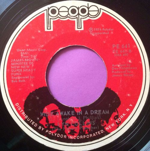Lyn Collins-Wide awake in a dream-People E+