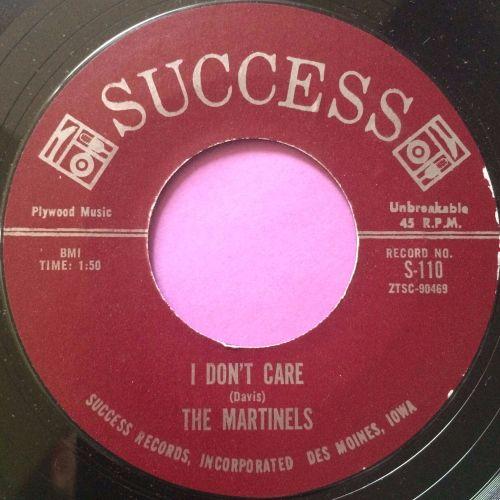 Martinels-I don`t care-Success E+