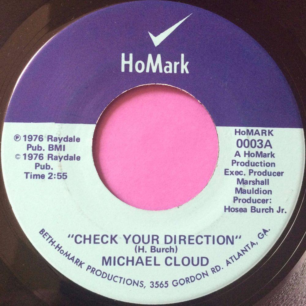 Michael Cloud-Check your direction-HoMark E+