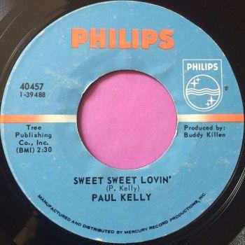 Paul Kelly-Sweet sweet lovin`-Philips E+