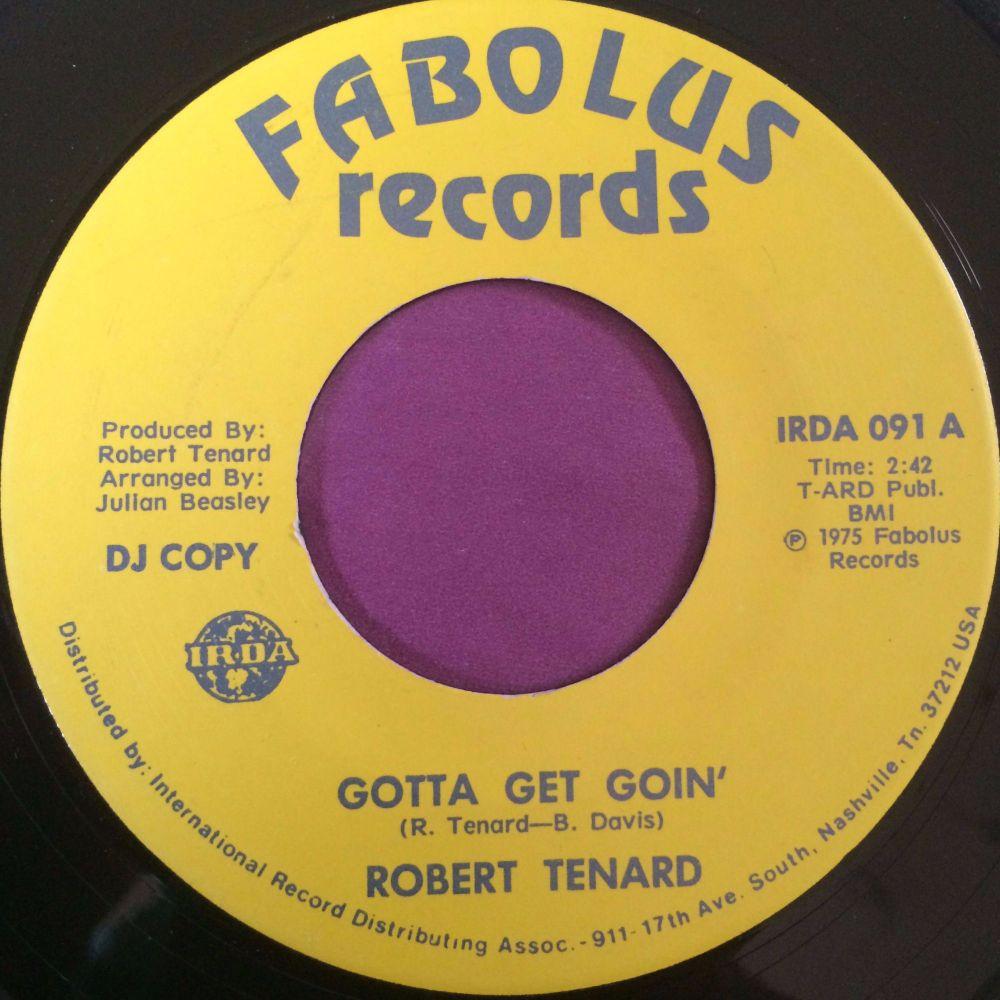 Robert Tenard-Gotta get away-Fabolus E+