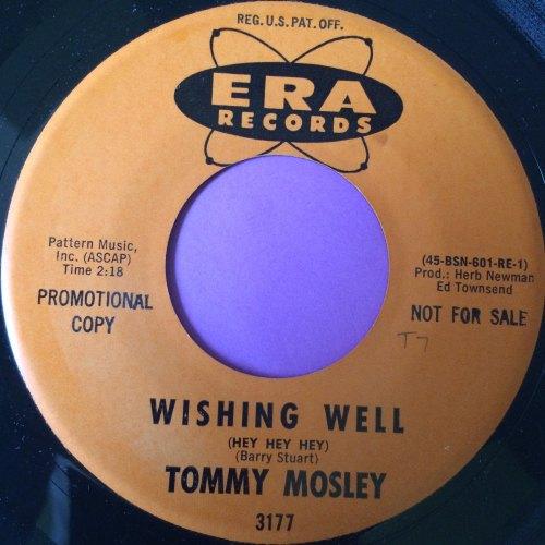 Tommy Mosley-Wishing well-ERA E+