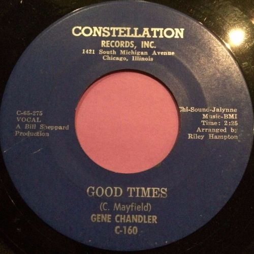 Gene Anderson-Good times-Constellation E+