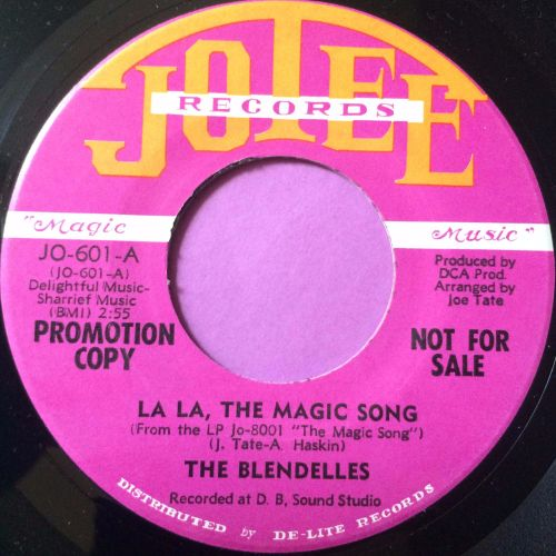 Blendelles-La la, the magic song-Jotee E+