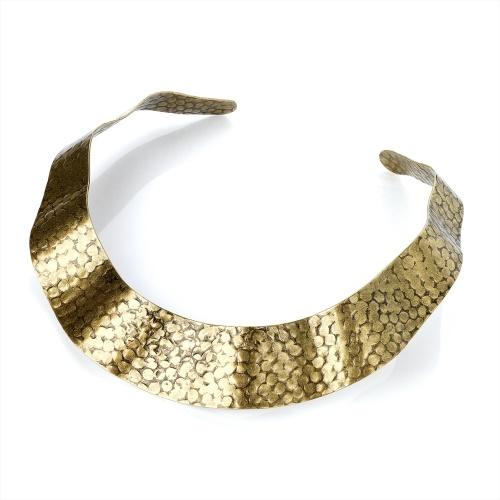 ASHELIGH: GOLD CUFF