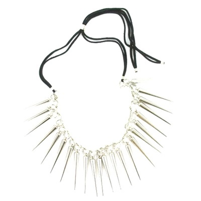 KATE: SPIKE NECKLACE