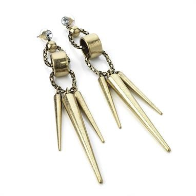 DALLAS: SPIKE EARRINGS