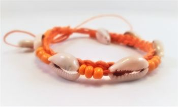 TRIBAL SHELL ORANGE