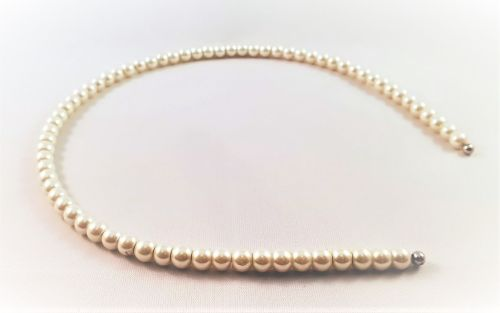 ALICE: PEARL HEAD BAND