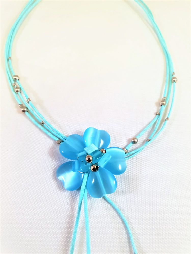 MIA FLOWER: NECKLACE