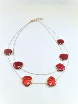 SCARLETT : NECKLACE