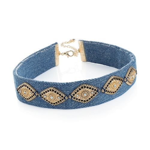 UJAMA TRIBAL CHOKER