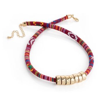 ZIWA TRIBAL NECKLACE