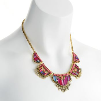 ZALISHA TRIBAL NECKLACE
