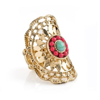 NUBI TRIBAL RING