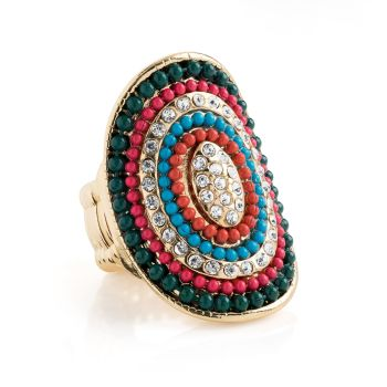 NUBIA TRIBAL RING