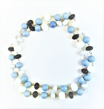 SKYLAR PEARLS: NECKLACE