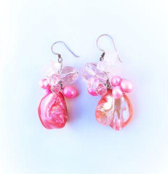 LADY AMARA : EARRINGS
